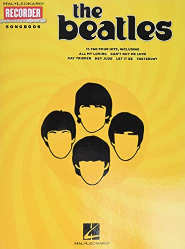 The Beatles : Recorder Songbook