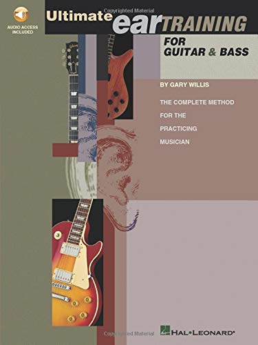 Ultimate Eartraining for Guitar and Bass