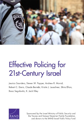 Effective Policing for 21st-Century Israel