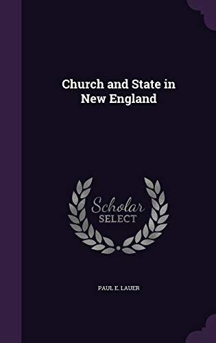 Church and State in New England thumbnail