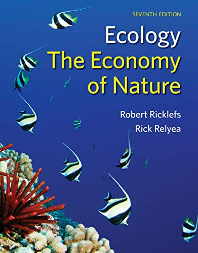 The Economy of Nature : Seventh Edition