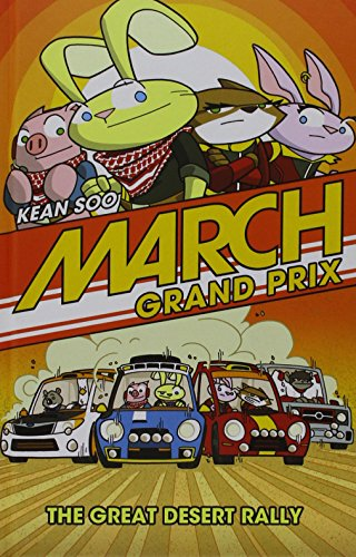 March Grand Prix: Great Desert Rally