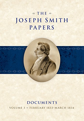 Joseph Smith Papers : Documents: February 1833 - March 1834