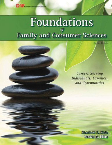 Foundations of Family and Consumer Sciences : Careers Serving Individuals, Families, and Communities