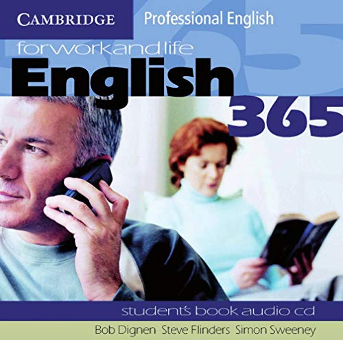 English 365. Bd. 1. 2 CDs : For Work and Life. Pre-intermediate. A2