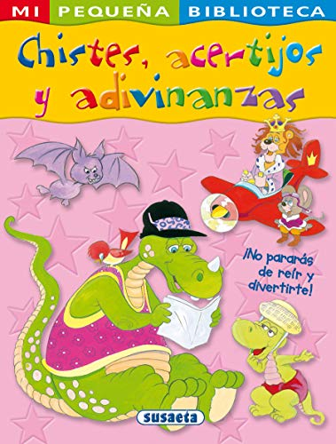 Chistes, acertijos y adivinanzas / Jokes, Puzzles and Riddles