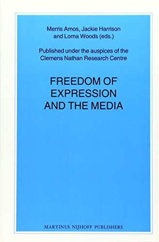 Freedom of Expression and the Media